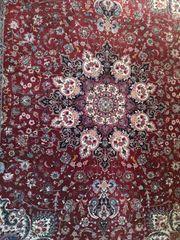 letzte Chance- hochwertiger handgeknüpfter Teppich