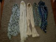 Verkaufe verschiedene Schals