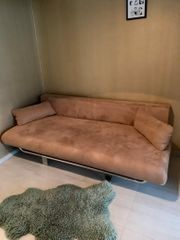 Sofa Couch mit Schlaffunktion u