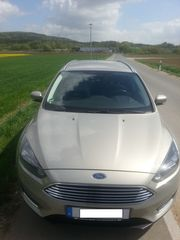 Ford Focus Turnier 1 5