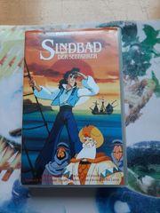 VHS Video Sindbad der Seefahrer