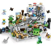 Lepin Minecraft Mounten Cave