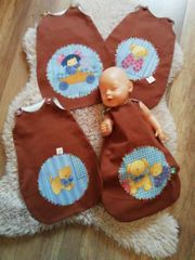 Puppen Schlafsack