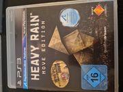 PS3 Spiel heavy Rain
