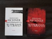 diverse Bücher Thriller