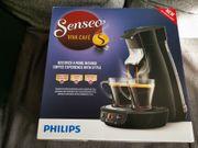 Senseo Kaffeepadmaschine Viva Cafe Neu
