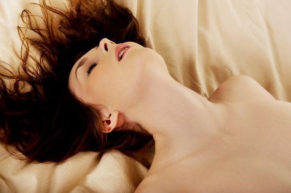 Sinnliche Massage für die Frau