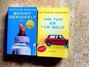 Matthias Sachauf Bücher