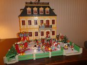 Playmobil Nostalgie Puppenhaus Villa 5301
