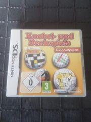 Nintendo DS Spiel Knobel- und