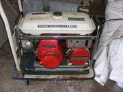 Stromgenerator Honda 1500 Watt Handstart
