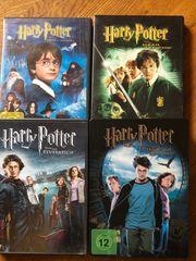 Harry Potter DVDs Teile 1