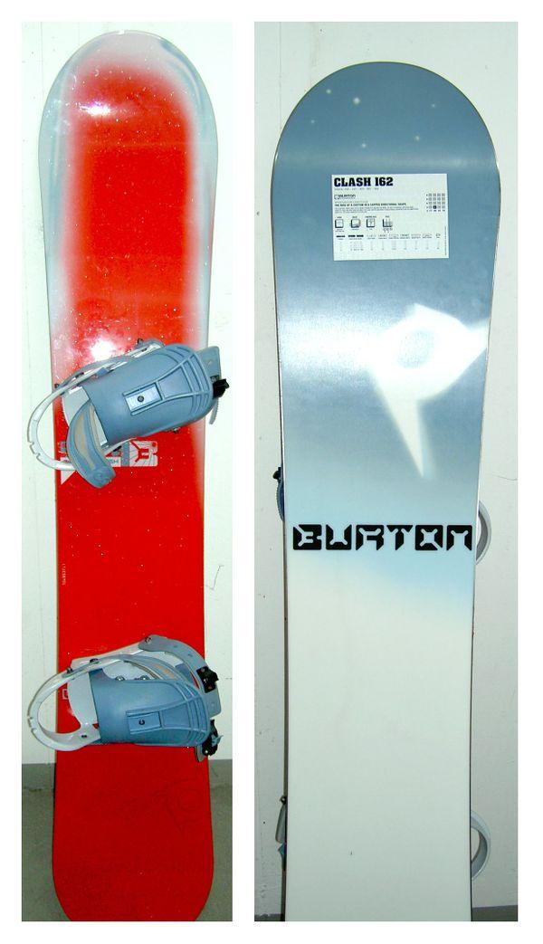 BURTON Snowboard NEU und unbenutzt