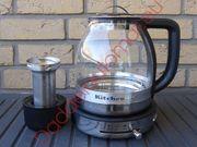 KitchenAid Teekocher mit Glaskanne 1