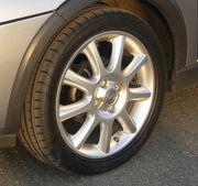 Opel 16 Felgen mit Reifen