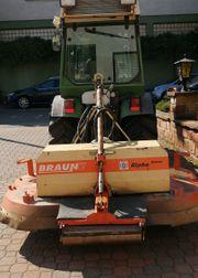 Braun Mulcher Alpha 2000