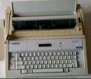 Elektronische Schreibmaschine Carbonfarbband