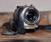 SONY DCR-TRV25E DIGITAL VIDEO CAMERA