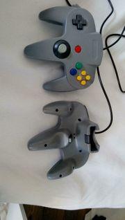 Controller für Nintendo 64 Konsole