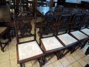 Bretonische Stühle Gründerzeit ca 1850 -