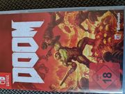 Nitendo switch Spiel Doom