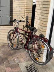 Herren Trekking Bike -deutsches Markenfabrikat