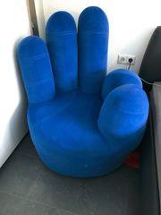 5 Finger Sessel
