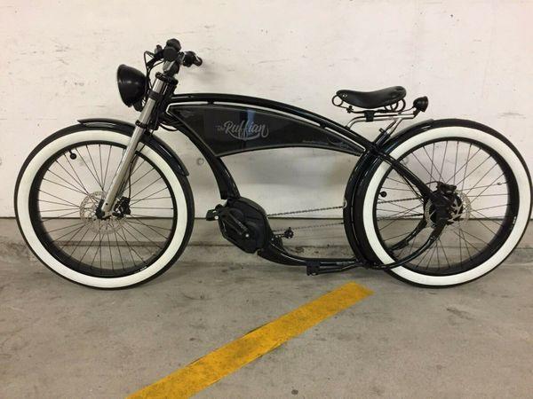 Tool Ruffian E - Bike Bosch