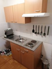 Küchenzeile 150cm x 60 cm