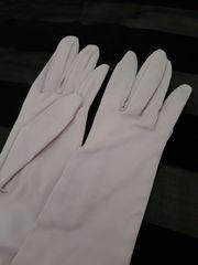 Damen-Handschuhe Flieder-Farbe Gr 6 5