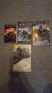 Halo Romane 2x Comic 2x