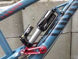 Canyon Torque EX Vertride 2015: Kleinanzeigen aus Bremerhaven Lehe - Rubrik Mountain-Bikes, BMX-Räder, Rennräder