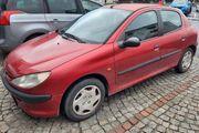 Peugeot 206 Diesel wenig Km