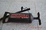 Doppelhub Pumpe NEU mit Schlauch