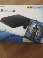 Playstation4 Slim 500GB 1 Spiel