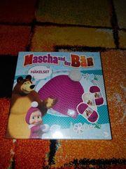 Mascha und der Bär Häkelset