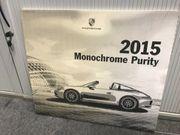 Alter Porsche Kalender von 2015