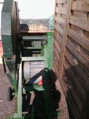 Wippsäge für Brennholz