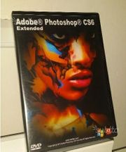 Photoshop CS6 Extended software