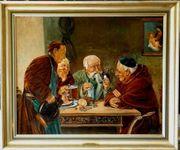 Gemälde Eduard von Grützner Schule