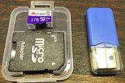 1TB Micro SD Karte von