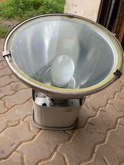 Breitstrahler Spiegelreflektorenleuchten