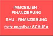Immobilien-Finanzierung trotz negativer SCHUFA