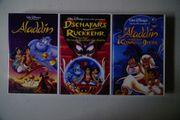 Disney VHS Filme Meisterwerke - Sammlungsauflösung