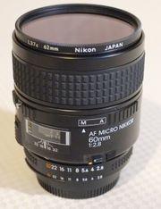Nikon Objektiv Nikkor AF 2