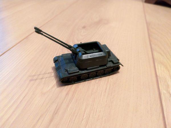 DDR NVA Militär Modellauto Fla-SFL