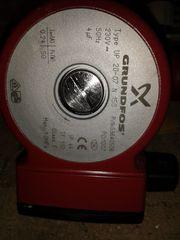 Grundfos Zirkulationspumpe UP 20 - 07