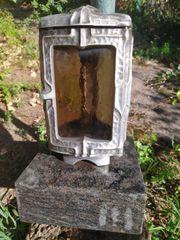 Grabampe Friedhofslampe Grablicht