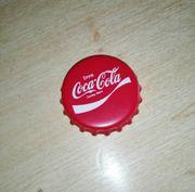 Coca-Cola Flaschenöffner Kunststoff sehr selten 30