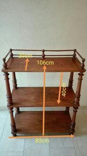 Holz Regal 25 -